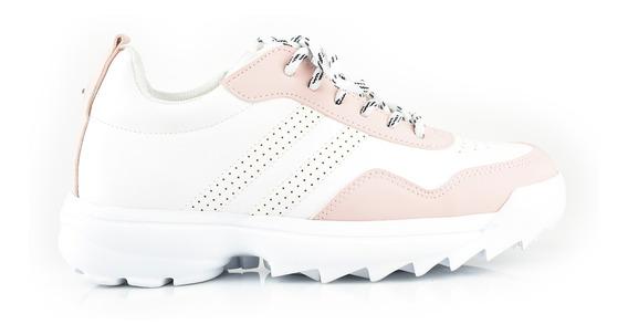 Tenis De Mujer Lob Footwear 652-9643 Nuevo Oi19
