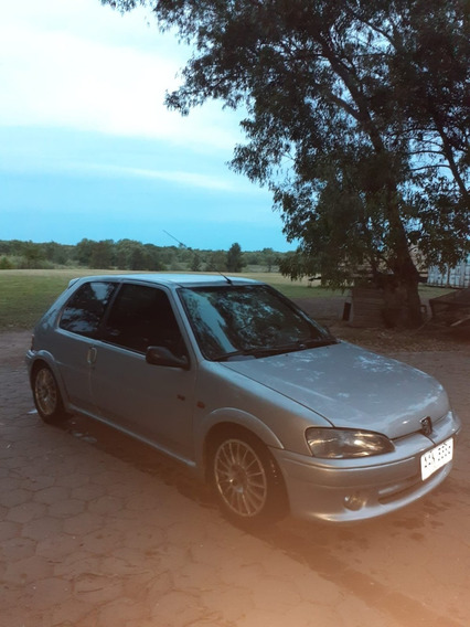 Peugeot 106 Xi 1.4 Inyeccion Al Dia Buen Estado 4500 Dolares