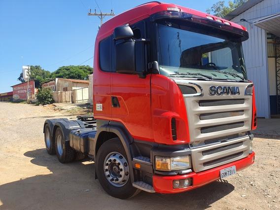 Scania R420 2002 6x4
