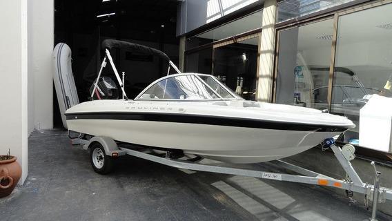 Lancha Bayliner 160 Americana Motor Mercury Trailer Nautica