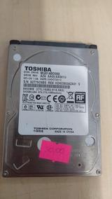 Hd De Notebook 500gb Toshiba Mq01abd050