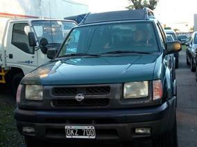 Nissan X-terra Nissan X Terra 2001