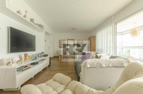 Imagem 1 de 30 de Apartamento 169m² - Ap7608