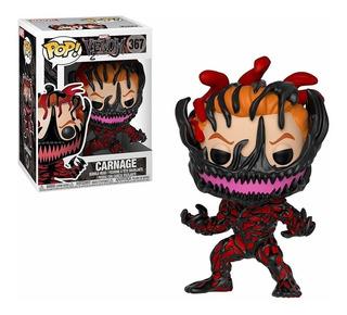 Funko Pop Carnage Venom Marvel #367 - Coketacoketo