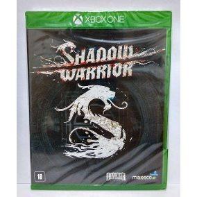 Shadow Warrior Xbox One Midia Fisica Lacrado
