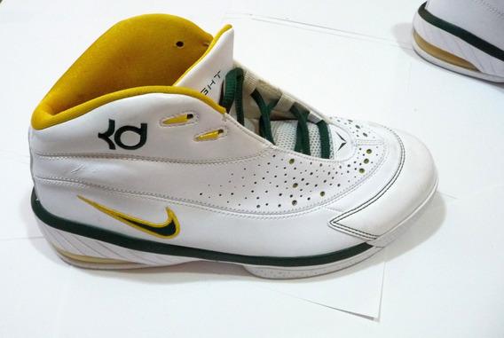 Tenis Nike O.k. Bota Branco Verde Amarelo Dos Eua Original