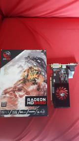 Placa De Vídeo Radeon Hd5450