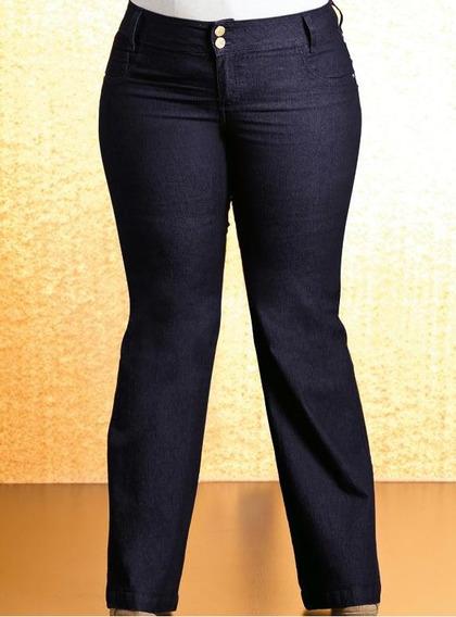 Calça Jeans Plus Size Feminina-cod.uni000352-universizeplus