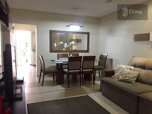 Imagem 1 de 18 de Casa, Venda, Térrea, 3 Dormitórios, 1 Suíte, 3 Banheiros, 2 Vagas, 151 M² Construção, Jardim Santa Genebra - Campinas- Sp - Ca0383