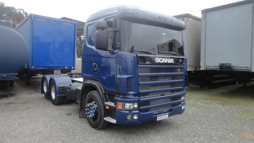Imagem 1 de 7 de Scania R124 420 6x2 2005/05