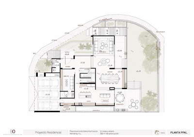 Casa En Venta Proyecto De Construcción Sierra Alta Monterrey Nuevo Leó