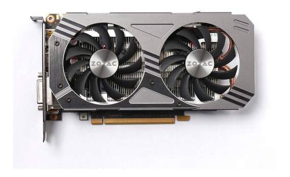Placa De Video Zotac Geforce Gtx 950 Oc 2gb Gddr5 Nvidia