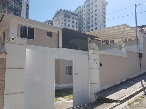 Casa Com 4 Dormitórios À Venda, 180 M² Por R$ 1.200.000,00 - Santa Rosa - Niterói/rj - Ca0514