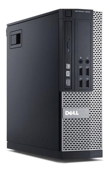 Pc Desktop Dell 9020 Ssf Core I7 4770 3.4ghz 8gb Ssd 240gb