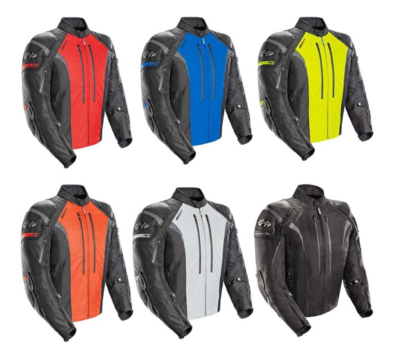 Campera Para Moto Joe Rocket Atomic 5.0 Estaciones Hombre