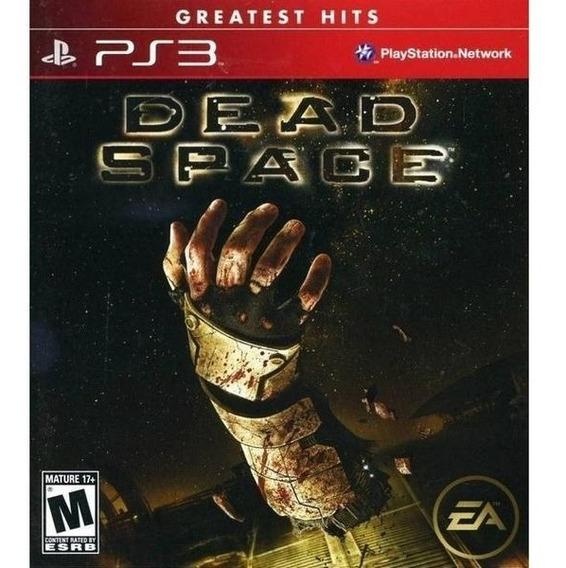 Dead Space 1 Ps3 Original Envio Imediato Psn!