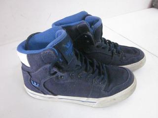 Tennis Zapatos Supra Para Niño Talla 19.5