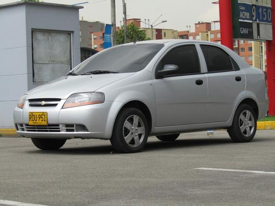 Chevrolet Aveo Mt 1600cc Aa Ab