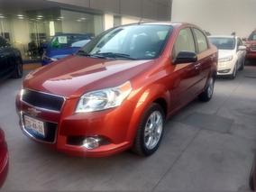 Chevrolet Aveo 1.6 Ltz Mt Sedán 2016 Somos Agencia