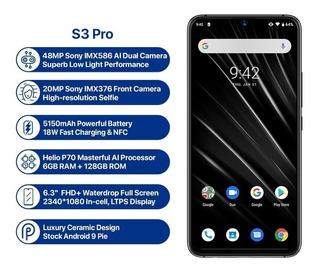 Smartphone Umidigi S3 Pro 6.3 (6gb/128gb) Ceramic - Estoque