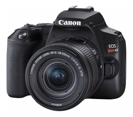 Canon Sl3 Kit 18-55mm Stm