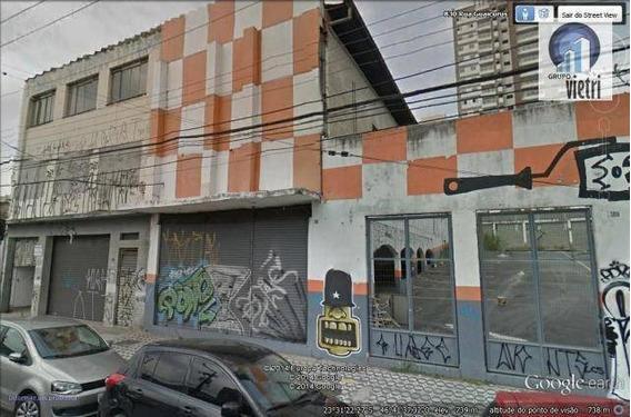 Galpão Comercial À Venda, Água Branca, São Paulo. - Ga0133