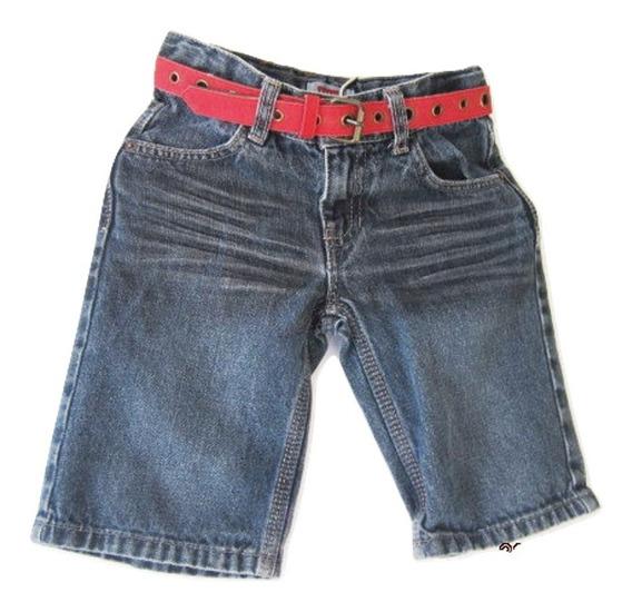 Short Niña Levis Usado Jeans Corto Levi