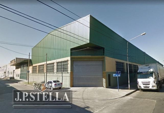 Galpon Industrial 3450 M² Cub C/ Playa De Maniobras 1900 M² - San Justo