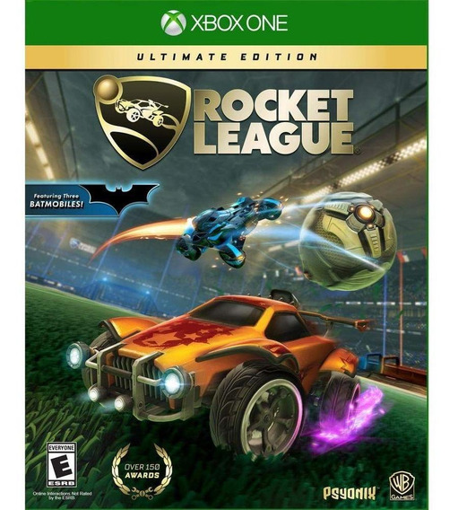 Rocket League Ultimate Edition Midia Fisica Novo Xbox One