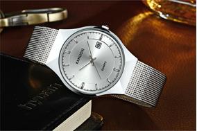 Relógio Masculino De Luxo - Pronta Entrega