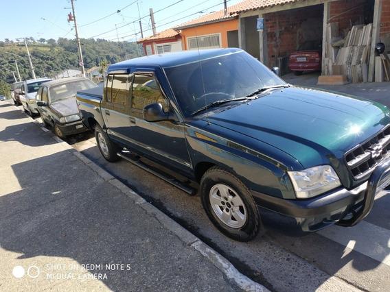Chevrolet S10 2.8 Dlx Cab. Dupla 4x4 4p 2001