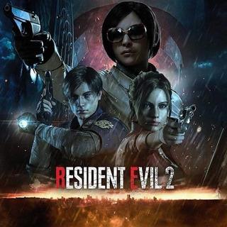 Resident Evil 2 Remake + Resident Evil Code Veronica