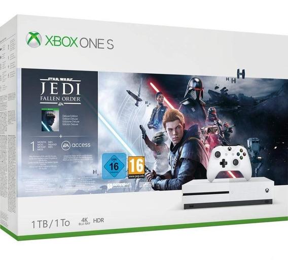 Xbox One S Star Wars Jedi Fallen Order 1 Tb