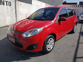 Ford Fiesta Hatch 2012 Completo 1.0 8v Flex Revisado