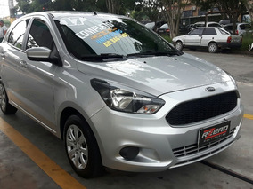 Ford Ka 1.0 Se Hatch 2017 12v Flex 4p Manual 23.000 Km Novo