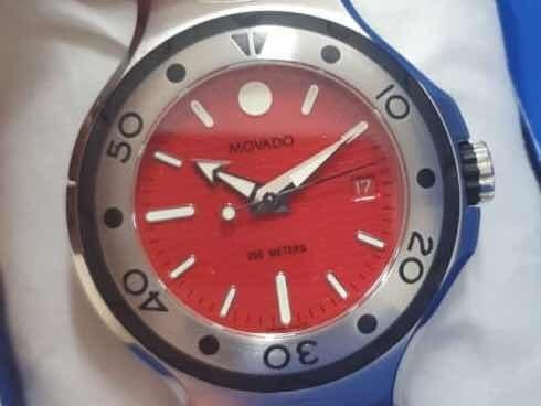 Relógio Movado 84 C2 1895