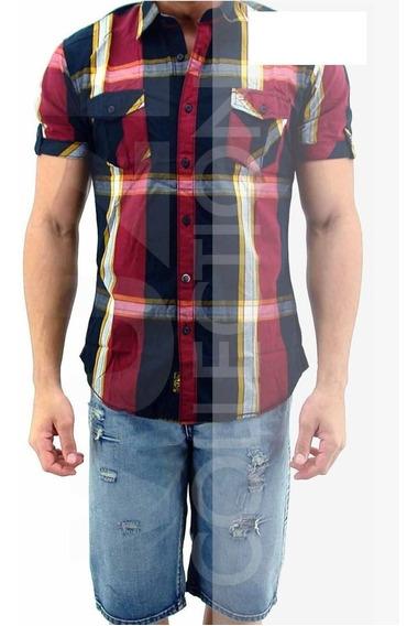 Camisas Caballeros Hilfiger Denim (hd-02) Talla M