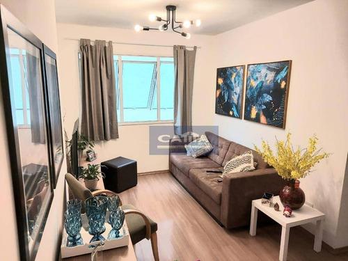 Apartamento À Venda, 52 M² Por R$ 495.000,00 - Bela Vista - São Paulo/sp - Ap21290