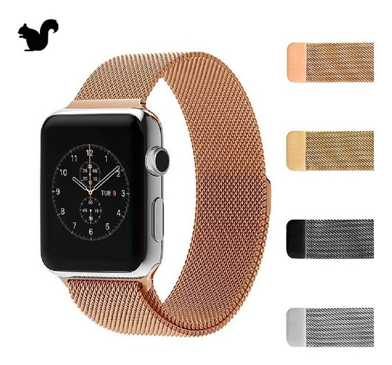 Correa Metálica Apple Watch