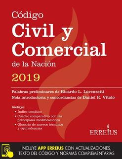 Código Civil Y Comercial De La Nación 2019
