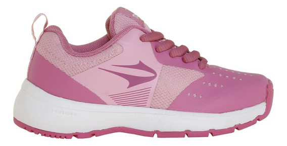 Zapatillas Topper C Tennis Viper Ii Kids Niña Rs/rs