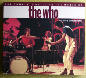 The Who The Complete Guide To The Music Of Livro Importado
