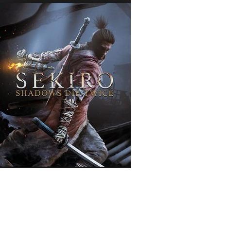 Sekiro Shadows Die Twice-pc-dvd(midia Fisica)