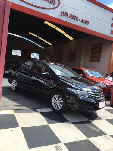 Honda City Lx Completo 2013