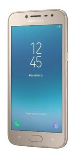 Samsung J2 Pro Dourado 16gb, Tela 5 Super Amoled, Du