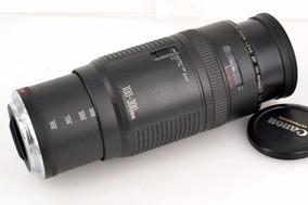 Objetiva Canon 100-300mm F5.6
