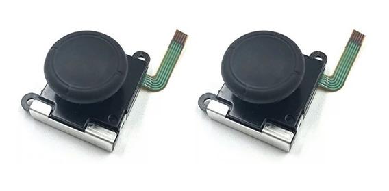 2 Analógico 3d Controller Botão Alavanca Nintendo Switch