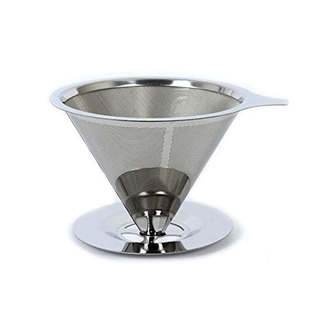 Coolux Cooluxstainless Steel Coffee Filters,