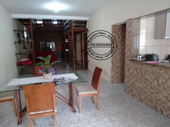 Casa A Venda No Bairro Jardim São Manoel Em Guaratinguetá - Cs147-1