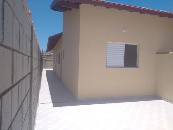 571-casa Com 55 M² ,2 Dormitorios No Bairro Nova Itanhaém